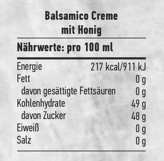 balsamico_creme_honig_naehrwerte